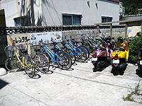 座間味島のレンタルサイクル&レンタルバイク宮村商店