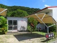 座間味島のレンタルバイクかにく