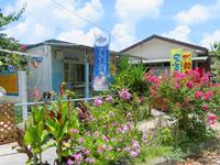 座間味島のパーラー海の茶屋