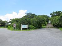 座間味島の高月山展望台 - 展望台への道