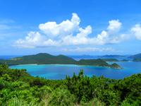 座間味島の阿護の浦
