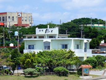 粟国島の民宿 風月