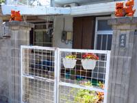 阿嘉島の民宿かでな - 現在は看板もなくなっています