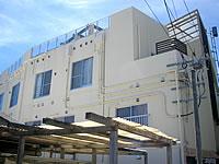 阿嘉島のペンションシーサー/マリンハウスシーサー - この屋上にジャグジーがあるらしい - この屋上にジャグジーがあるらしい