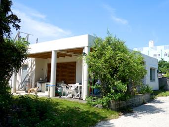 阿嘉島の民宿TETSU