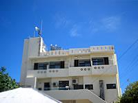 阿嘉島のペンションくば(2017年末で閉館) - 阿嘉島では数少ない3階建て - 阿嘉島では数少ない3階建て
