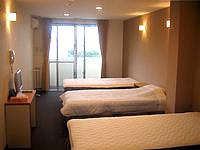 阿嘉島のゲストハウスすまいる/民宿スマイル - 部屋はホテル並みの綺麗さ - 部屋はホテル並みの綺麗さ