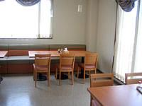 阿嘉島のゲストハウスすまいる/民宿スマイル - 1階の食堂