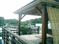 阿嘉島の民宿富里/トゥーラトゥ - 3階は風通しも良く最高です