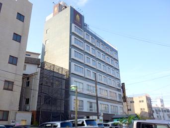 奄美大島のホテルレクストン奄美セントラル(旧奄美セントラルホテル)