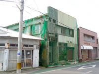 奄美大島の平和旅館(廃業)