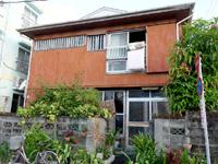 奄美大島の民宿宝吉 - 現在は看板もなく普通の民家?