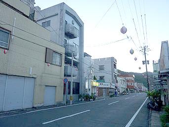 奄美大島の古仁屋旅館別館