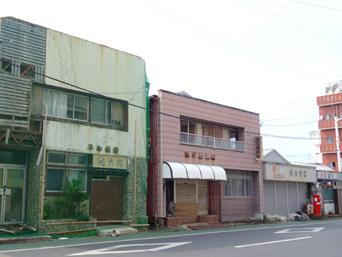 奄美大島の古仁屋旅館