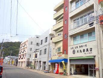 奄美大島のビジネスホテルプラザせとうち