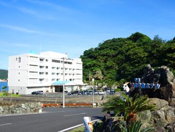 奄美大島の奄美山羊島ホテル