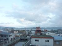 奄美大島のサンフラワーシティホテル - 宿泊フロアは1つだけなので景色は期待できるかも?