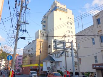 奄美大島の奄美サンプラザホテル