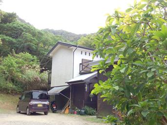 奄美大島の民宿ユートピア