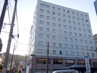 奄美大島のホテルウエストコート奄美