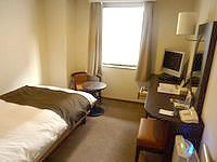 奄美大島のホテルウエストコート奄美 - 部屋は綺麗だけど景色はゼロ