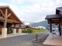 奄美大島のやけうちの宿 コテージ/きょらむん館 - 宿本体は味がある木造建物