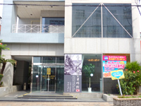 奄美大島のライベストイン奄美/奄美戦史模型資料館 - 1階に奄美戦史模型資料館が出来ていた!