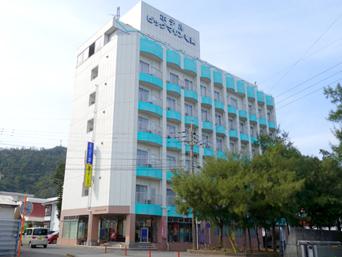 奄美大島のホテルビッグマリン奄美