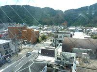 奄美大島のホテルビッグマリン奄美 - 陸側でも景色はそこそこ良いと思います