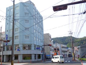 奄美大島のシティーホテル奄美