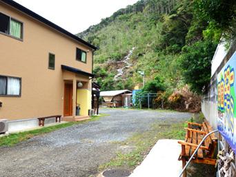 奄美大島の民宿エコーアマミ