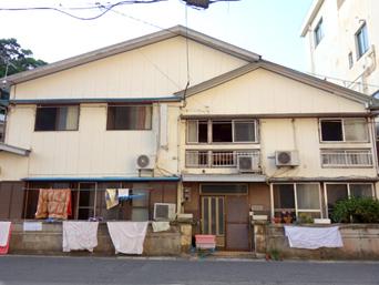 奄美大島のすみ旅館
