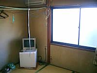 奄美大島のすみ旅館 - 部屋はちょっと狭め