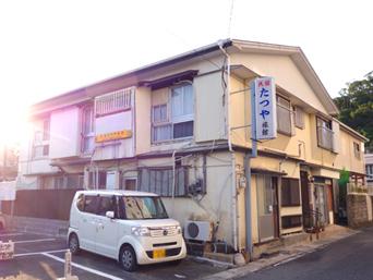 奄美大島のたつや旅館