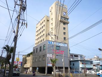 奄美大島の奄美ポートタワーホテル