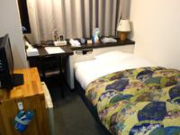 奄美大島の奄美ポートタワーホテル(旧トロピカルステーションホテル) - 雰囲気はビジホレベルまでアップ!
