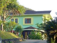 奄美大島のヴィラゆりむん - 小洒落た住宅って感じ
