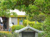 新城島の新城パナリ島宿泊所(閉館) - 以前はこんな感じでした