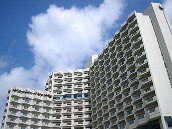 中部のオキナワ グランメールリゾート(旧:東京第一ホテルオキナワ グランメールリゾート/ホテルグランメール)