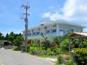 波照間島のホテルオーシャンズ波照間