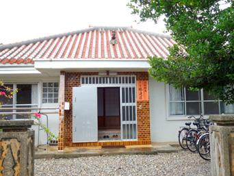 波照間島の民宿勝連荘