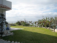 波照間島のペンション最南端 - 遮るものが無いので景観的にちょっと・・・