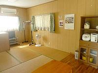 波照間島の素泊まりハウス美波 - 和室の客室