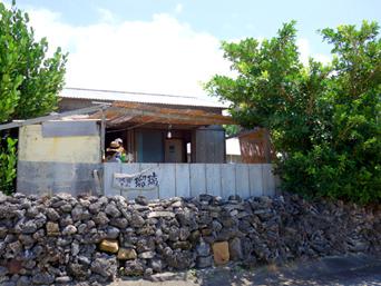 鳩間島の素泊まりの宿 瑠璃