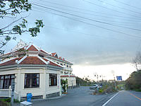 北部のアダ・ガーデンホテル沖縄 - やんばるの高台にあります