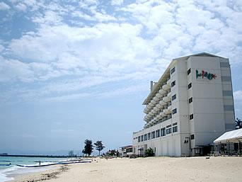 北部のリゾートホテル ベルパライソ