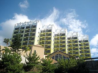 北部のスパリゾート エグゼス(沖縄かりゆしエグゼスリゾート&スパ・SPA RESORT EXES)