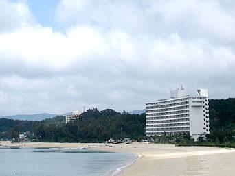 北部のかねひで喜瀬ビーチパレス(旧ブセナビーチリゾートホテル)