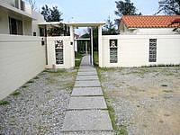 北部のオルッサの宿 マチャン・マチャン - 宿までのアプローチ