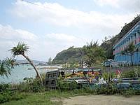 北部のシーサイドインなきじん海辺の宿(旧:なきじん海辺の自然学校・宿泊施設閉館) - 海は目の前です